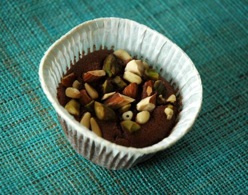 Moelleux chocolat cuit