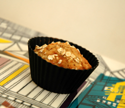 Moule muffins silicone vue 1