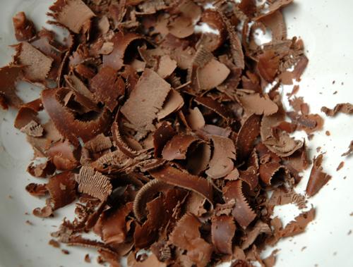 Copeauc chocolat vue 1