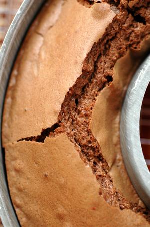 Gateau chocolat vue 1