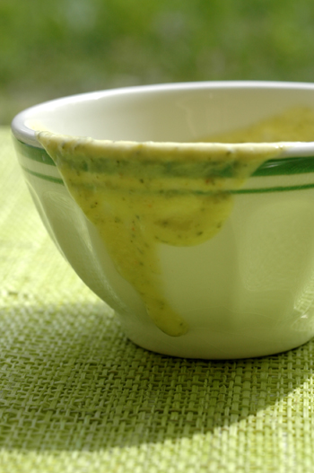 Veloute courgettes vue 1