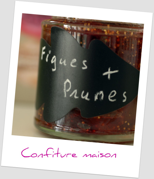 Confiture figues prunes vue 1