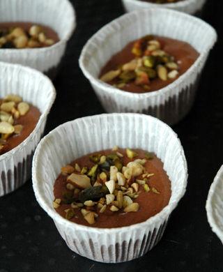 Moelleux chocolat laurence salomon