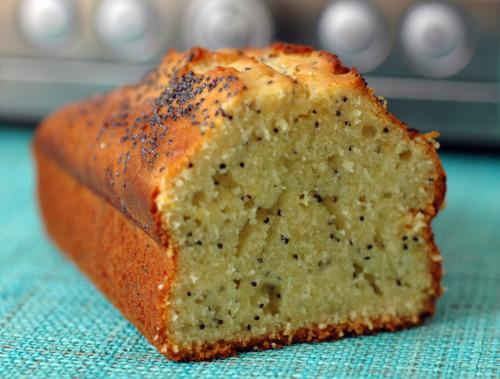 Cake Citron Cardamome