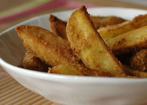 Potatoes wedges vue 1