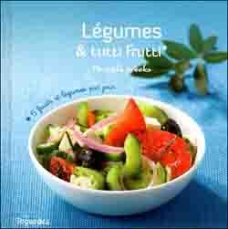 Legumes et tutti frutti couv deux