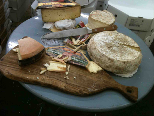 Rungis fromages vue 1