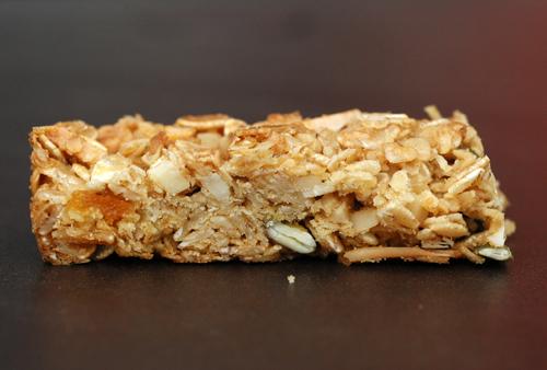 Barre cereales deux vue 1