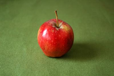 Pomme a croquer
