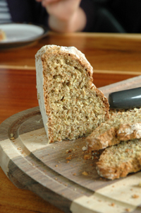 Irish soda bread vue 1