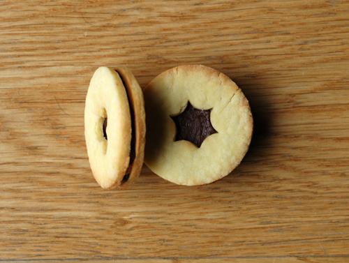 C Est Moi Qui L Ai Fait Sables Au Nutella Ou Plutot A La Pate A