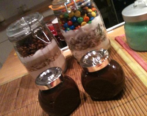 Idee Deco cadeau noel gourmand : C'est moi qui l'ai fait !: Cadeaux gourmands à faire soi même sur ...