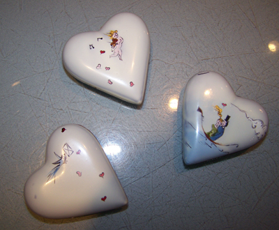 Chocolats saint valentin vue 1
