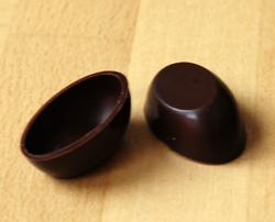 Coque chocolat un dimanche a paris vue 1