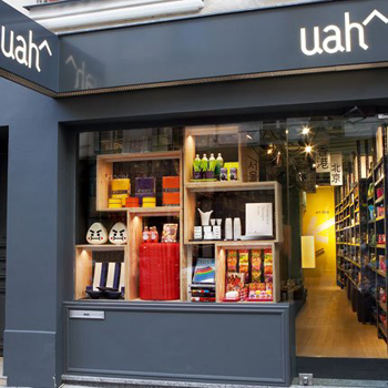 Uah boutique japonaise paris