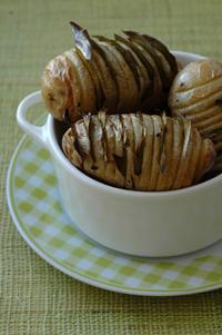 Pommes de terre suedoise vue 2