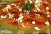 Carpaccio melon trois VUE 2