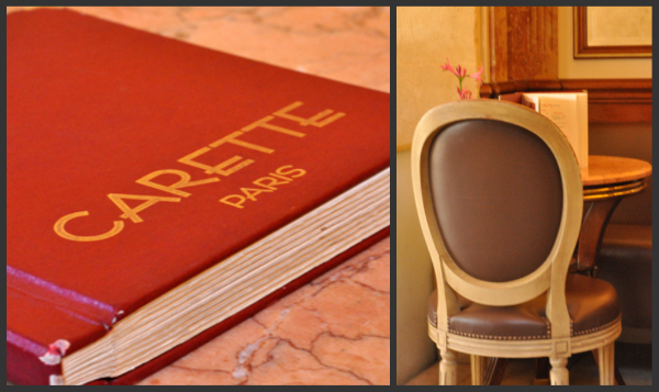 Intro salon de the carette paris vue 1