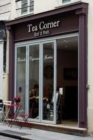 Tea corner boutique