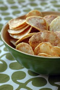 Bol chips maison vue 2