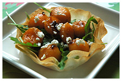 Tartelette-melon-feta-deux