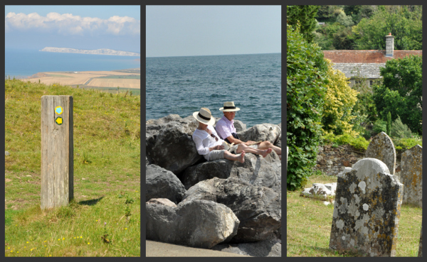 Ile de wight collage deux vue 1