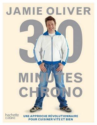 Jamie oliver 30 minutes chrono