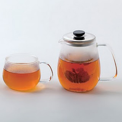 Tasse plus theiere kinto