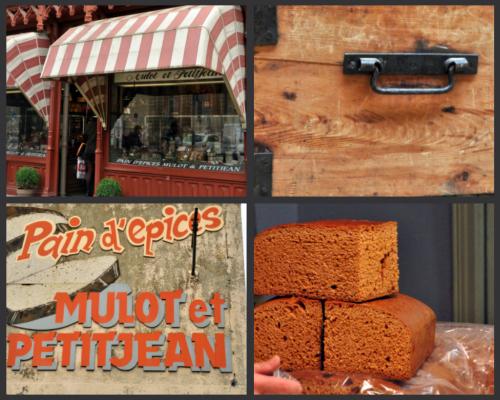 Intro pain epices mulot et petitjean