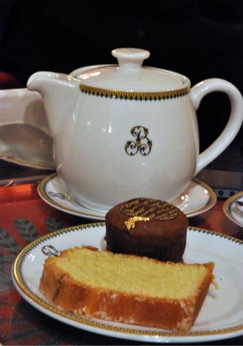 Gouter bristol cake citron