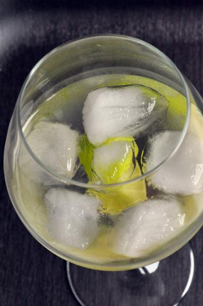 Martini royal bianco vue 1