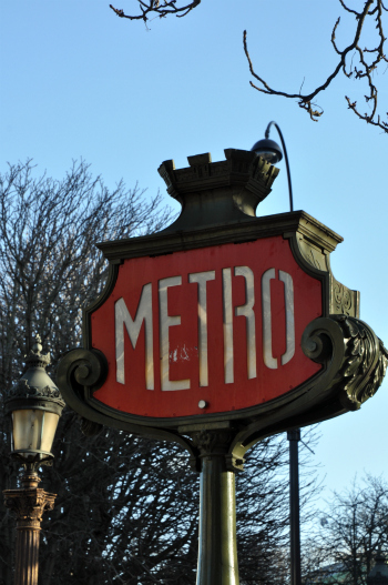 Plaza gouter metro