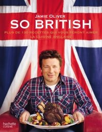 Jamie oliver so british livre