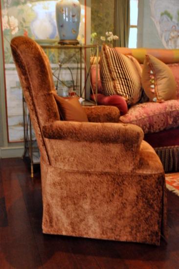 Gouter hotel daniel fauteuil