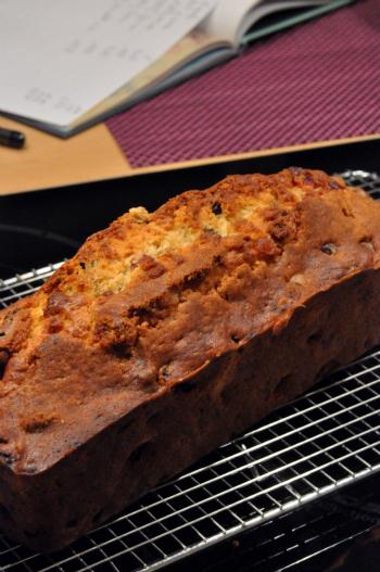 Cake aux fruits confit pierre herme entier