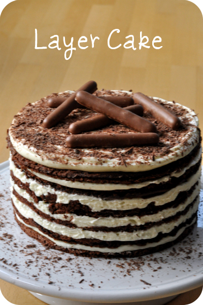 Layer cake cadre vue 1