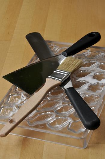 Materiel pour friture chocolat vue 1