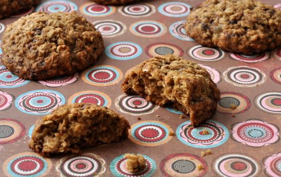 Biscuist flocons avoine vue 1
