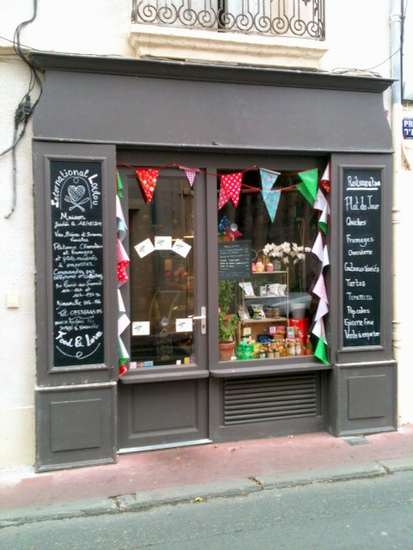 Food and love montpellier