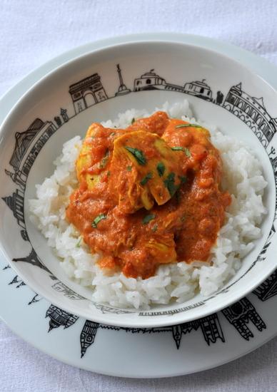 Hellofresh curry poulet minute trois