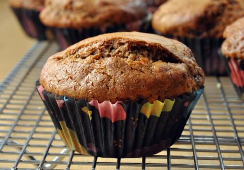 Gingerbread muffins nigella lawson vue 1