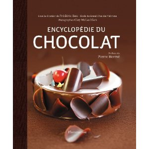 Encyclopedie du chocolat valrhona