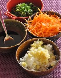 Poulet ail ingredients