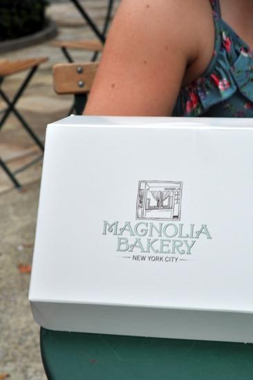 Magnolia bakery trois