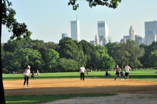 Central park deux