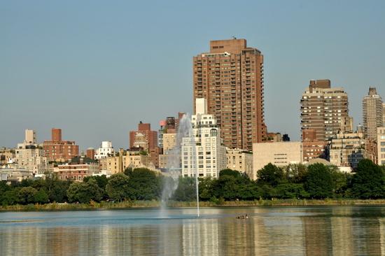 Central park trois