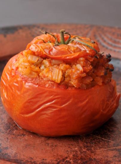 Tomates farcies deux