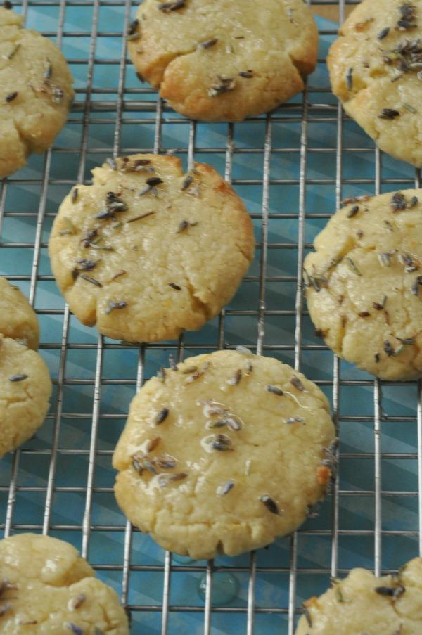Biscuit amande citron deux vue 1