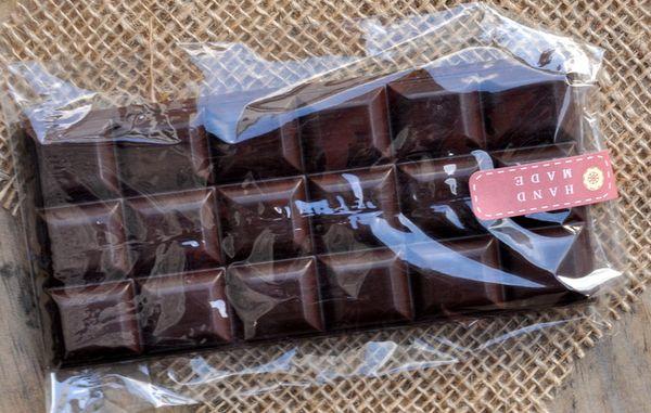 comment faire pepite chocolat avec tablette