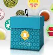 Tea box envouthe